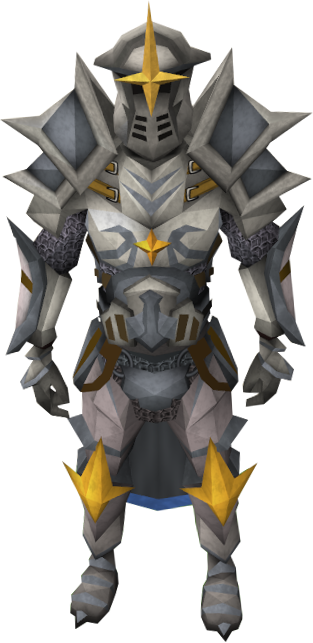 Runescape Paladin Armour