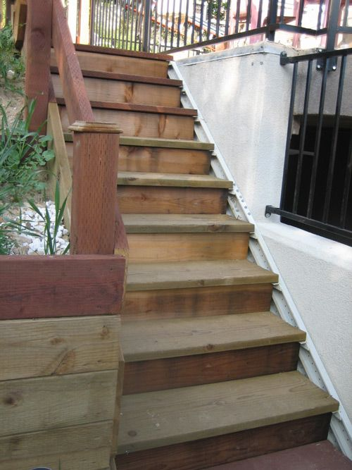 Best Outdoor Stair Stringers By Fast Stairs Com Outdoor 400 x 300