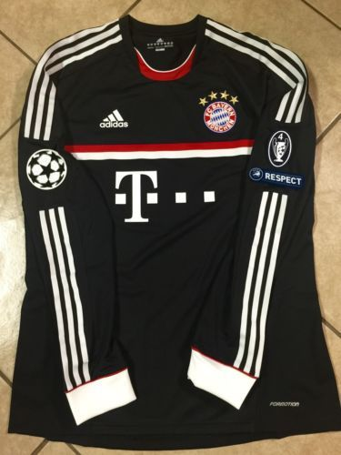 watch d8ee8 d97f3 Germany-Fc-bayern-Munich-Player-Issue-Formotion-XL-Match ...