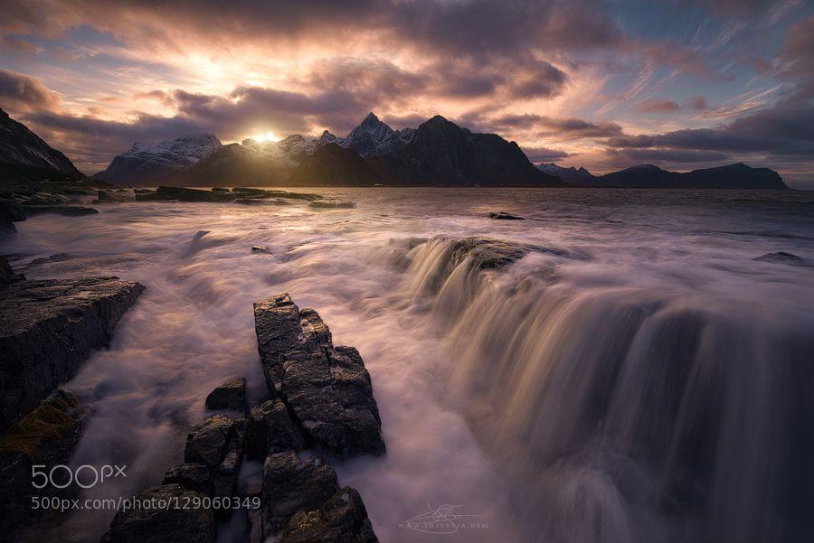VareidLofoten by inigocia. Please Like http://fb.me/go4photos and Follow @go4fotos Thank You. :-)