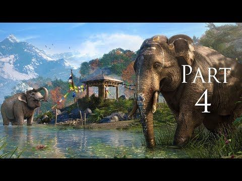 Far Cry 4 Walkthrough Gameplay Part 5 Find Intel No Commentary Far Cry 4 Crying Gameplay