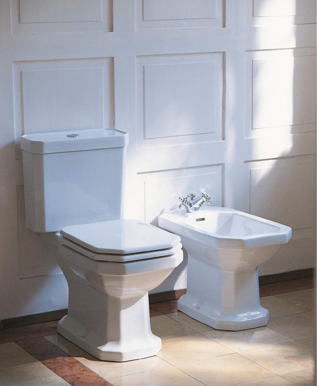 Duravit - Floor Standing Toilet 1930 | Duravit, Toilet and Showers