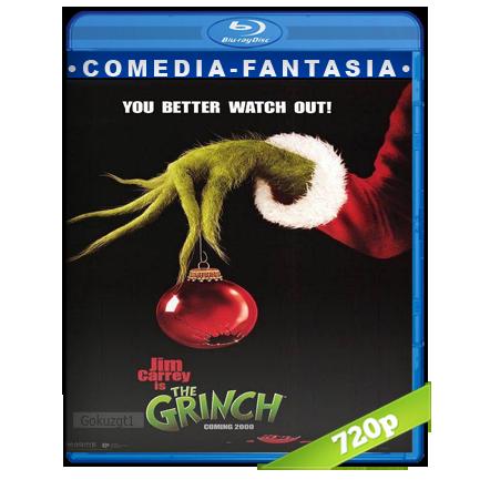 El Grinch Hd720p Audio Trial Latino Castellano Ingles 5 1 2000 Grinch Castellano Castellano Ingles