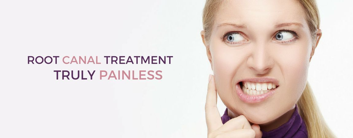 Get painless root canal treatment in Gurgaon at The Dental