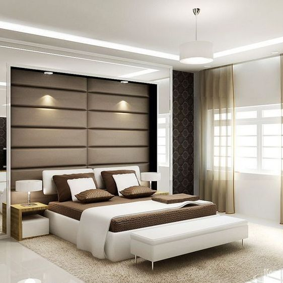 44+ Whispered Splendid Modern Master Bedroom Ideas Secrets ...