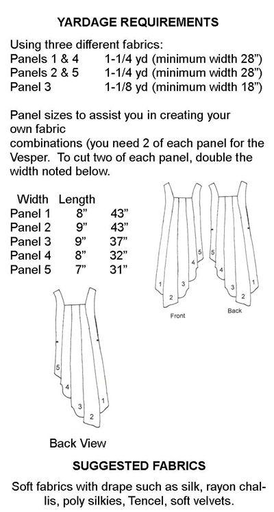 The Vesper- idea?knit panels & stitch together?? | LOOM KNIT&WEAVE ...