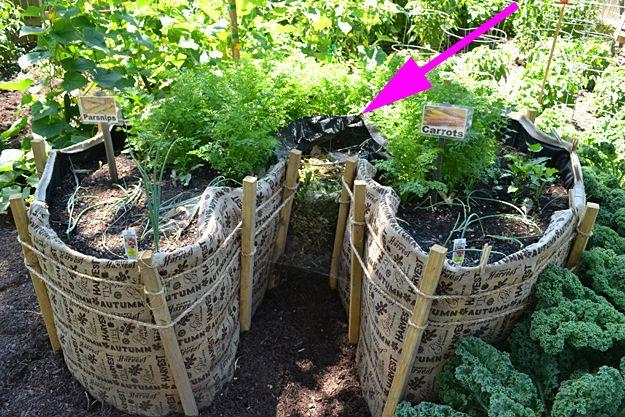 Cool Ideas From A Garden On Niagara Falls Garden Walk Include