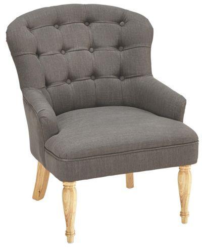 Stilvoller Stuhl im klassischen Design - ein bequemer Lieblingsplatz