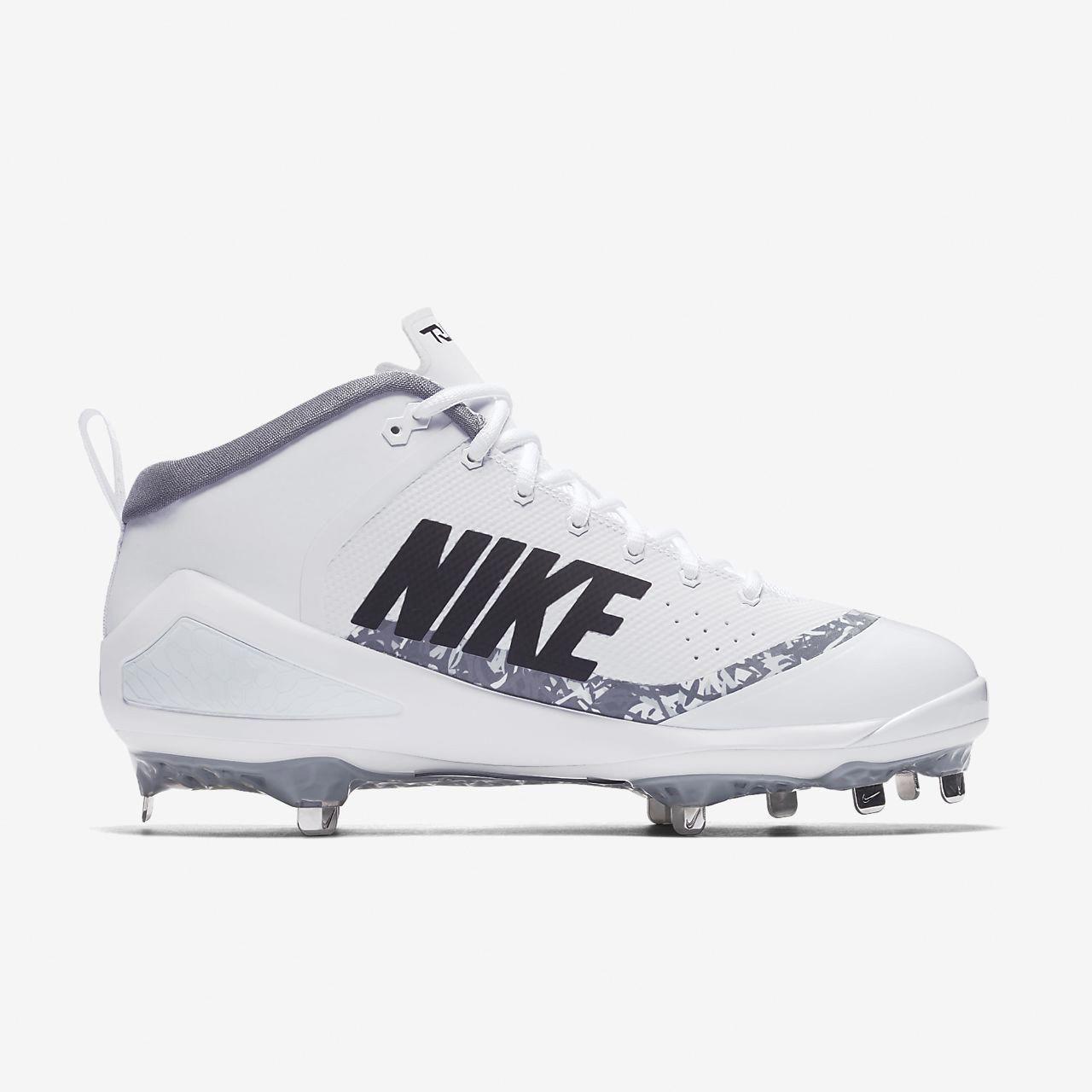 ea3b97f1697e2 Nike Force Zoom Trout 4 Men s Baseball Cleat - 10.5  baseballcleats
