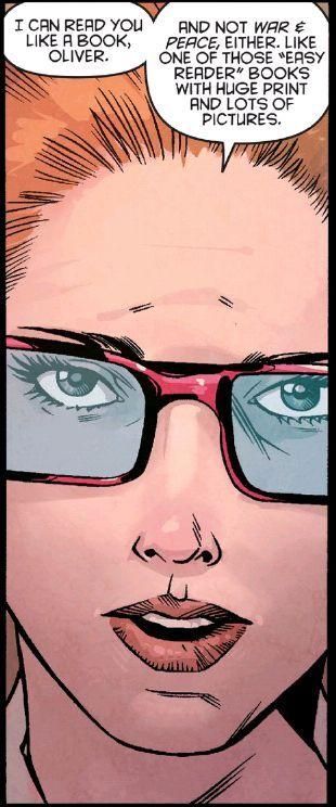 Felicity Smoak - Arrow 2.5