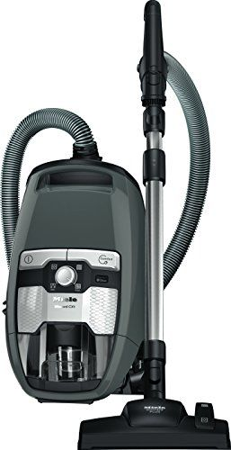 Miele 10661210 Blizzard Cx1 Excellence Powerline Bagless Vacuum Cleaner In 2020 Bagless Vacuum Cleaner Bagless Vacuum Canister Vacuum