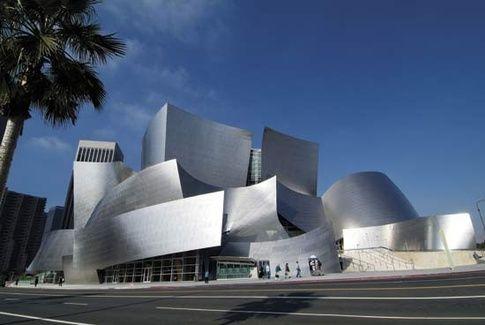 Walt Disney Concert Hall Los Angeles Design Mundo Solano