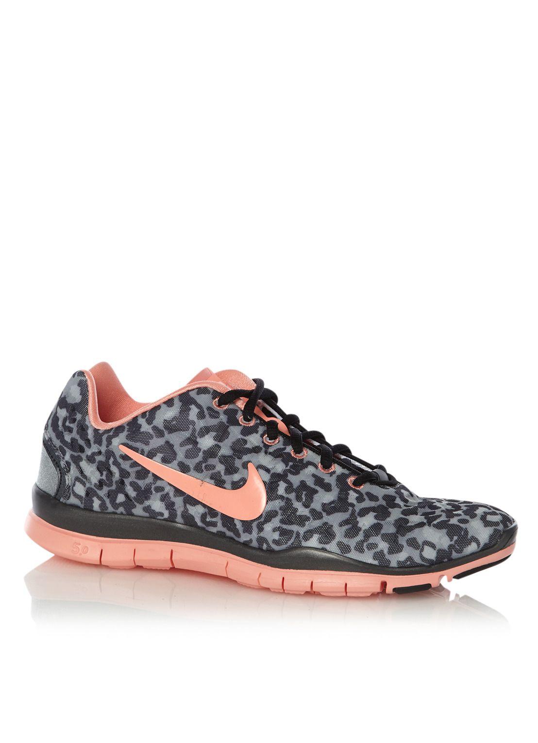 Want! Nike Sneaker Free met print • de Bijenkorf