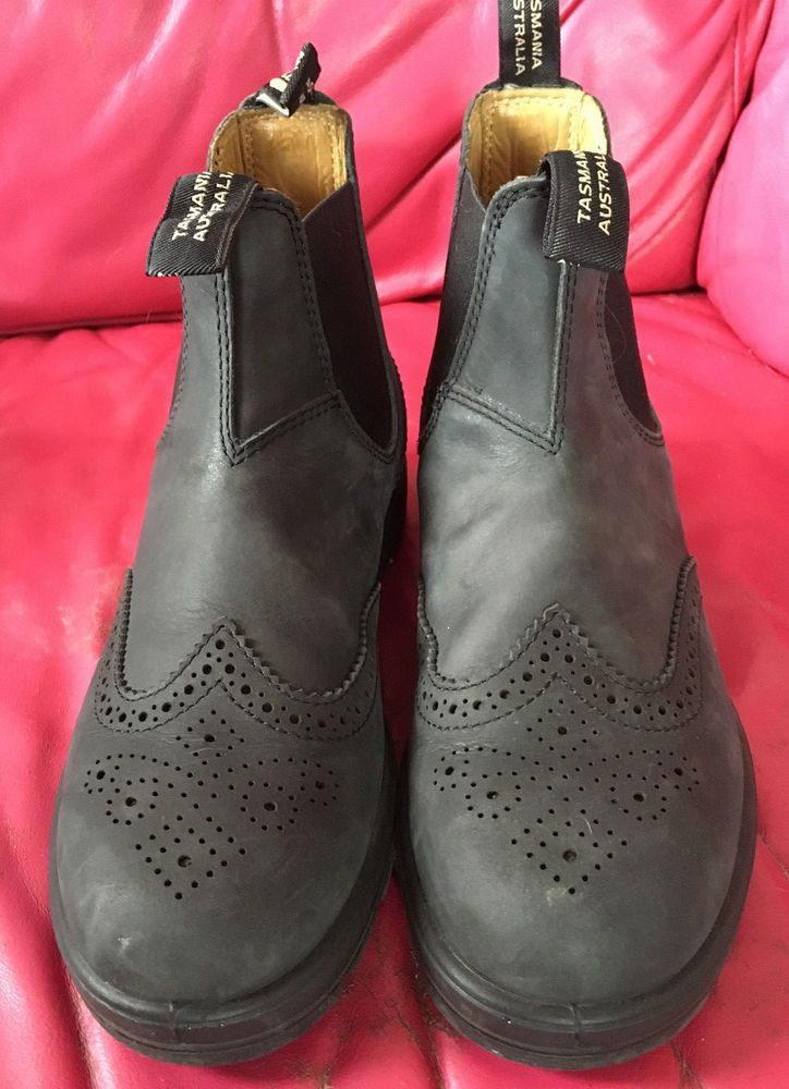 Blundstone 1472 Brogue Chelsea Boots 42