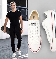 9af8bb4da12 9 modelos de tênis branco masculino estilosos - MODA SEM CENSURA