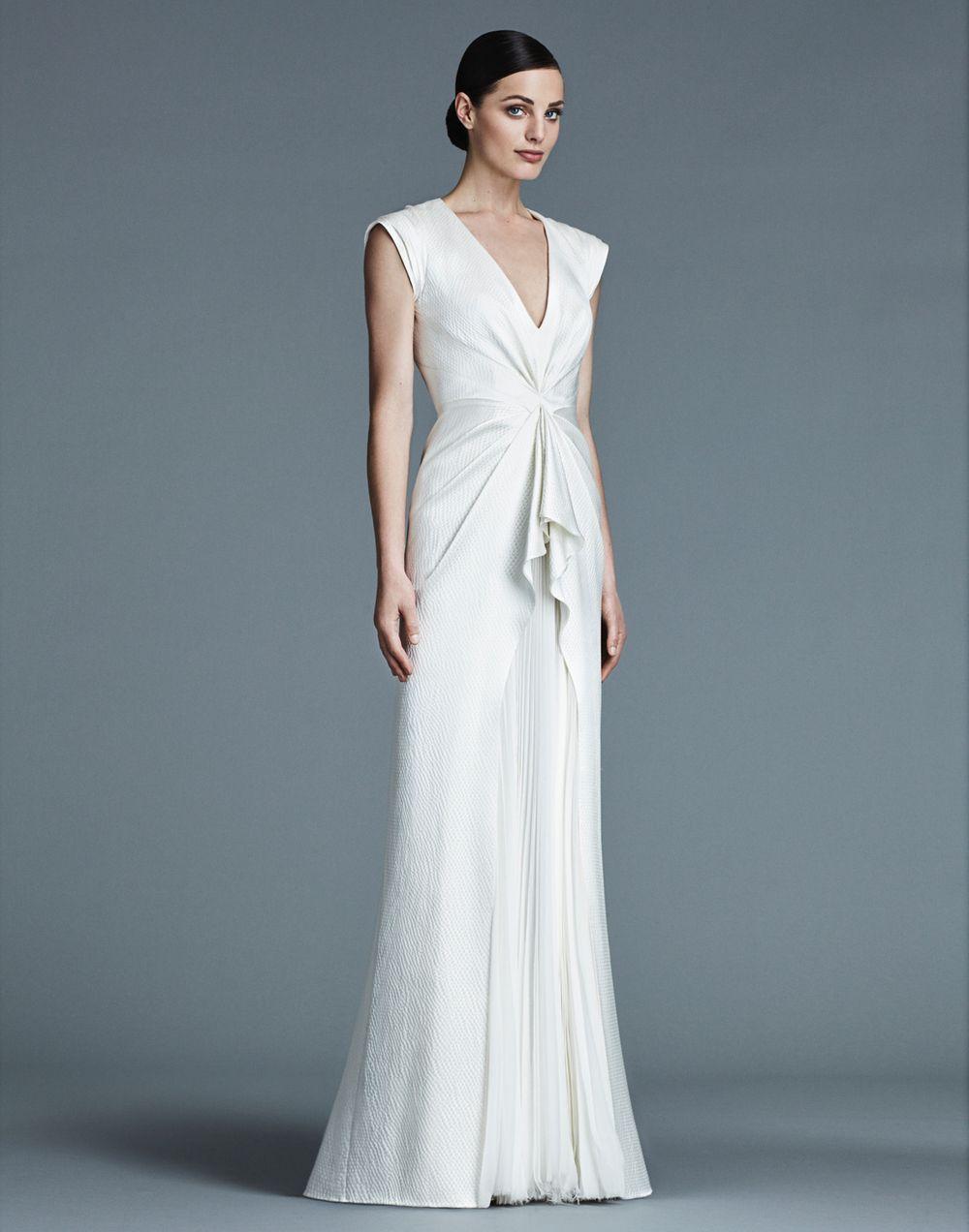 Introducing J Mendel To Colorado Wedding Dresses J Mendel Bridal Designer Wedding Dresses