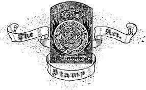 The Stamp Act: the stamp act placed new duties on legal