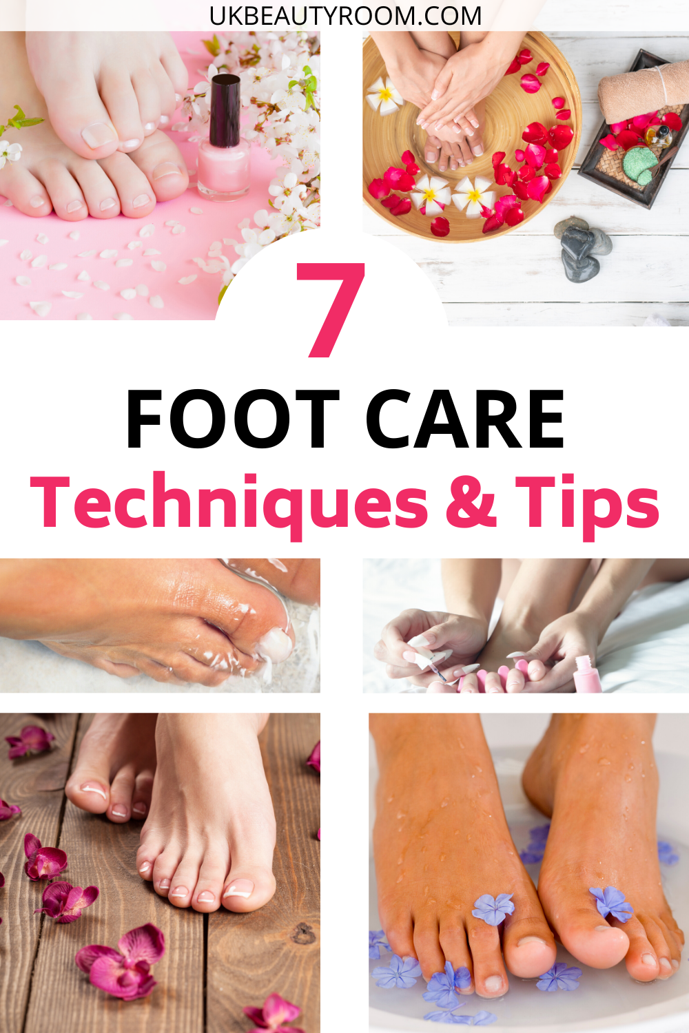 8 FOOT CARE TECHNIQUES AND TIPS FOR YOUR DIY HOME PEDICURE , #Care