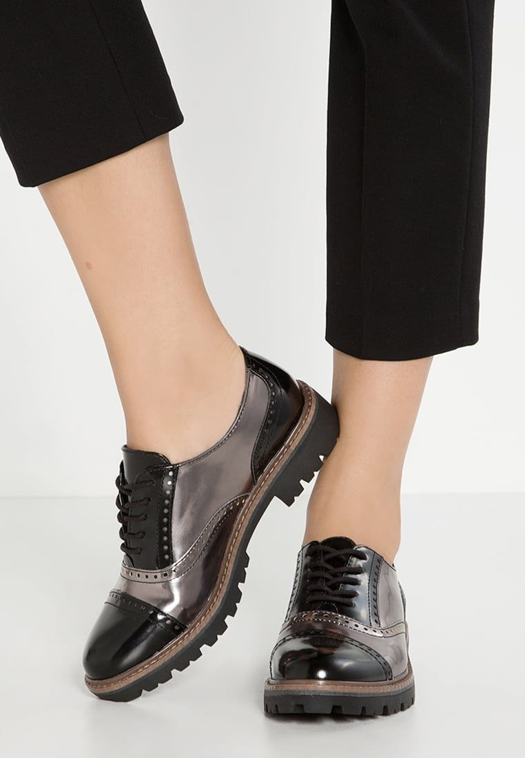 Chaussure Blackpewter Derbies frShoes Marco Zalando Tozzi TKJc3ulF1