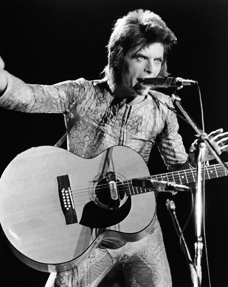 1972 - David Bowie 70s.