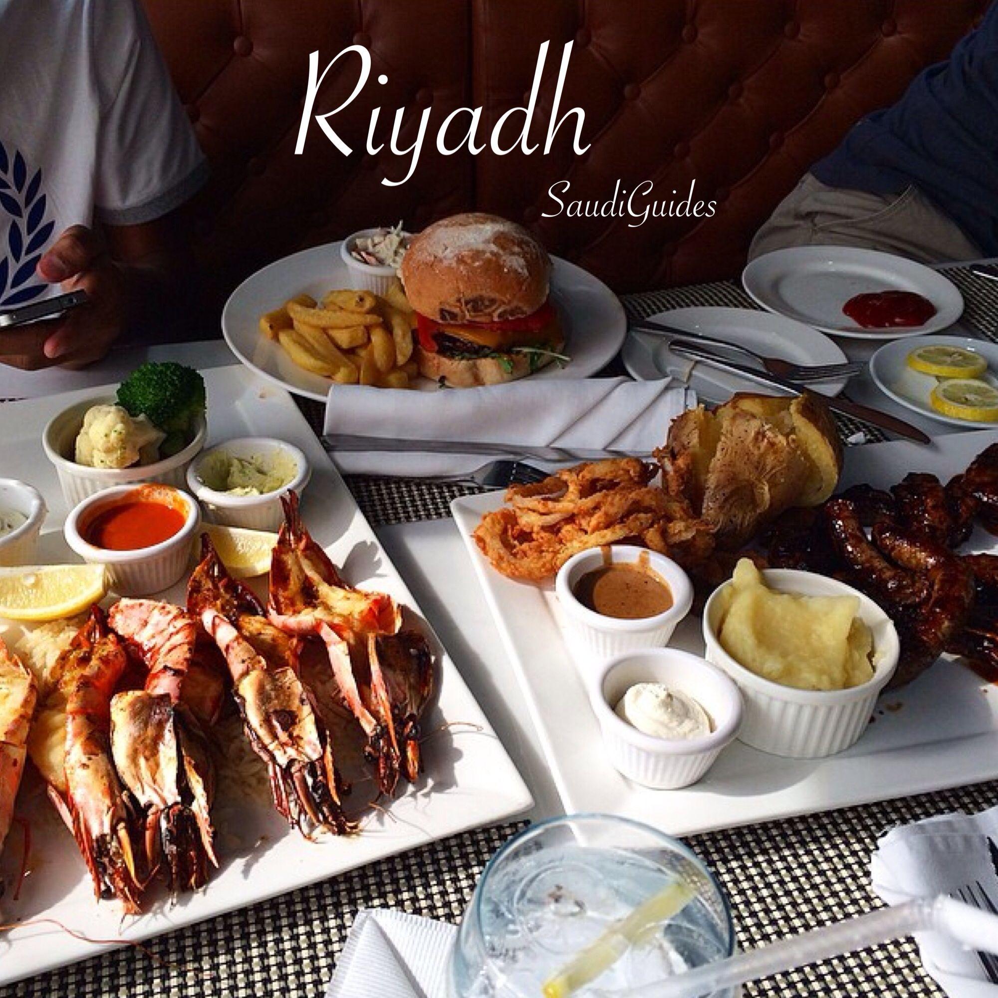 The Butcher Shop Grill مطعم ذا بوتشر شوب أند جريل الرياض شارع التحلية الخريطة على موقعنا Saudiguides Com مشاركة من Abe Food Chicken Wings Chicken