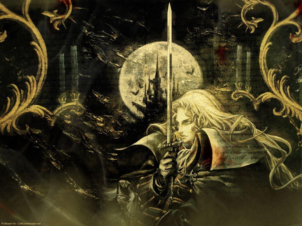 Games Wallpaper Castlevania