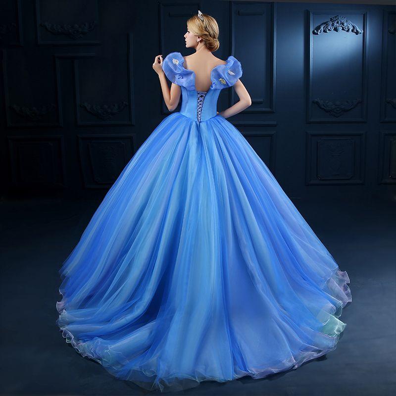 Aliexpress.com : Buy Hot Sale Adult Cinderella Cosplay Costume Cheap ...