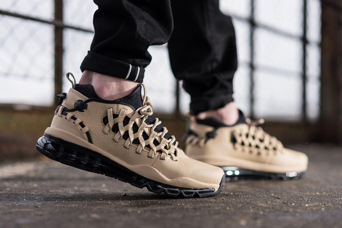 buy popular 7e624 bbae7 On-Foot  Nike Air Max TR17  Linen Black  - EU Kicks  Sneaker Magazine