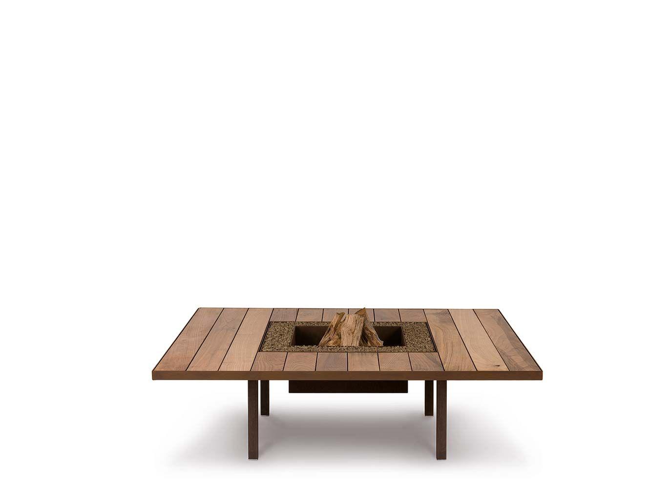 et si vous prolongiez la soir e id es pour la maison pinterest brasero table bois et. Black Bedroom Furniture Sets. Home Design Ideas