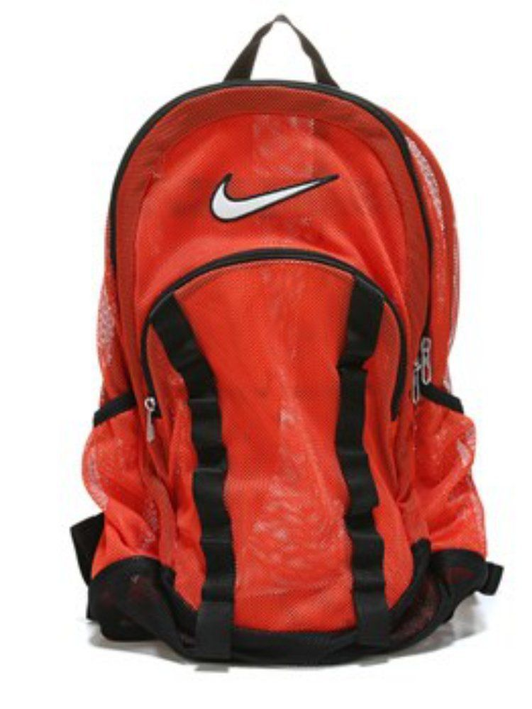 015819cb7b75 Nike Brasilia 6 Backpack Mesh Large Backpack   Additional details at the  pin image