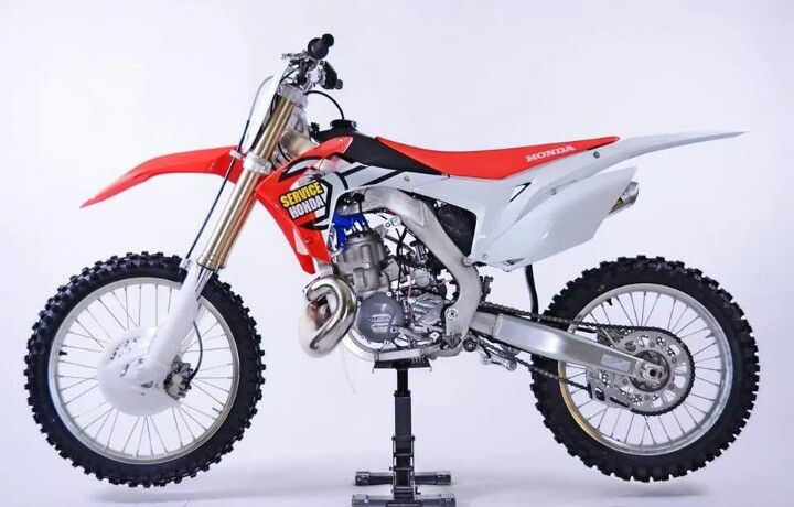 Service Honda CR500 AF Motorcycles Enduro Motorcycle