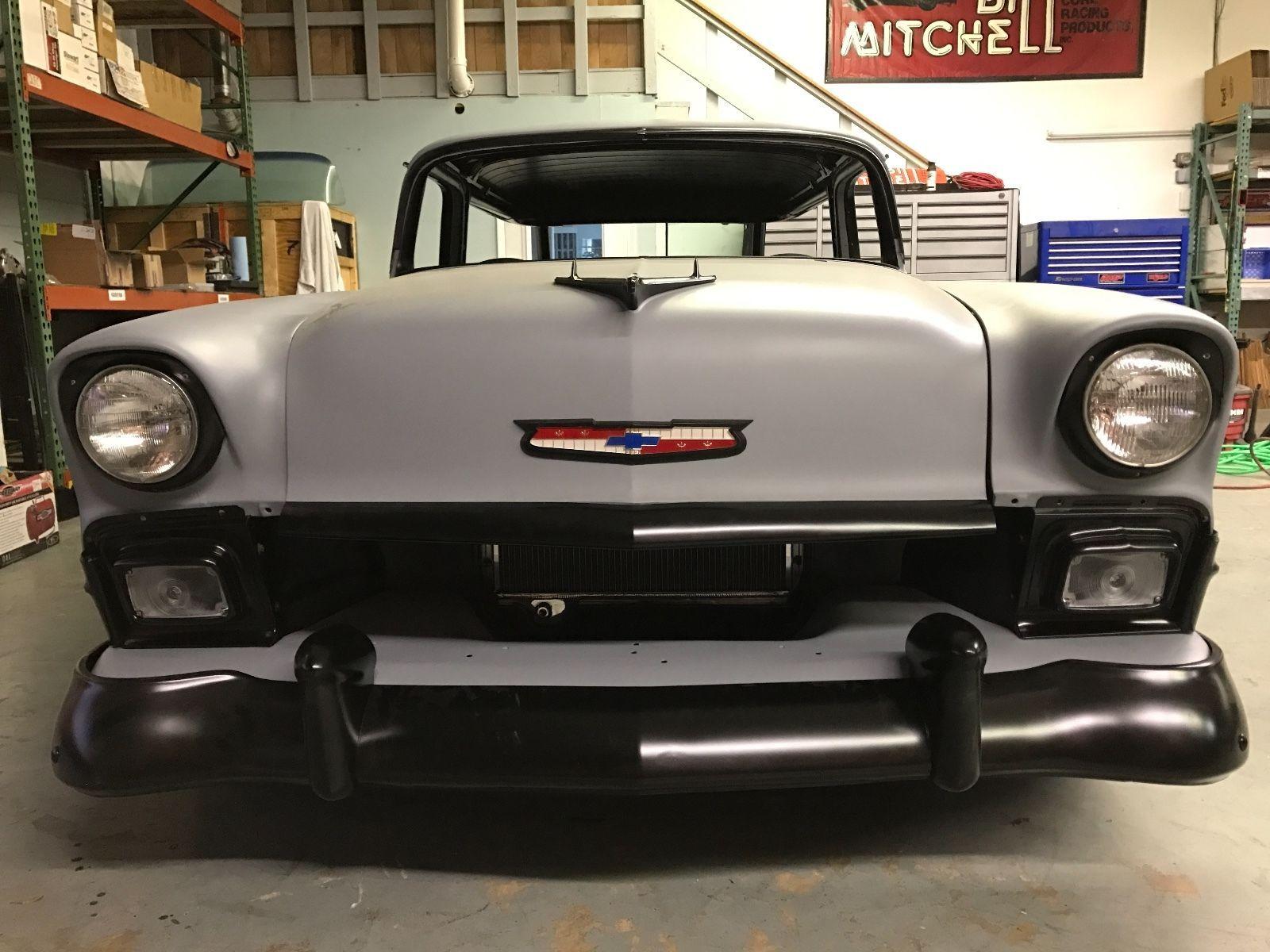 eBay: 1956 Chevrolet Nomad 1956 Chevy Nomad Complete Body Off ...