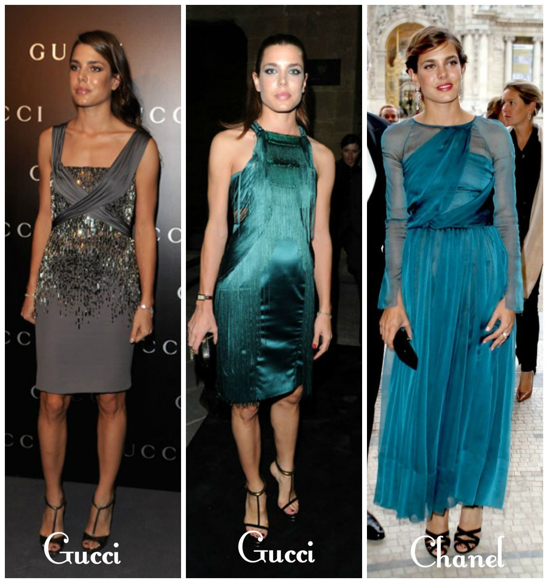 Casiraghi Style: Charlotte\'s Red Carpet Style | charlotte.casiraghi ...