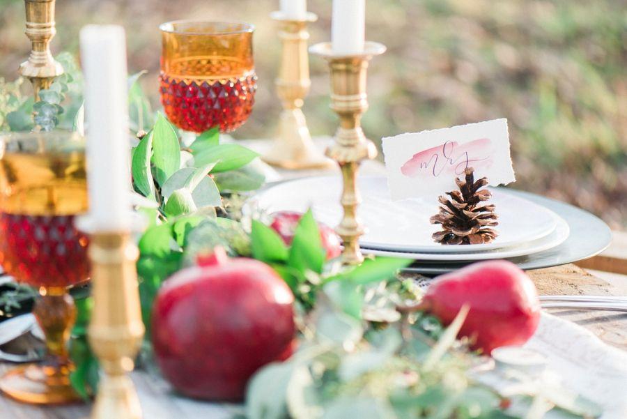 Winter Inspired Boho Chic Wedding Ideas   Every Last Detail