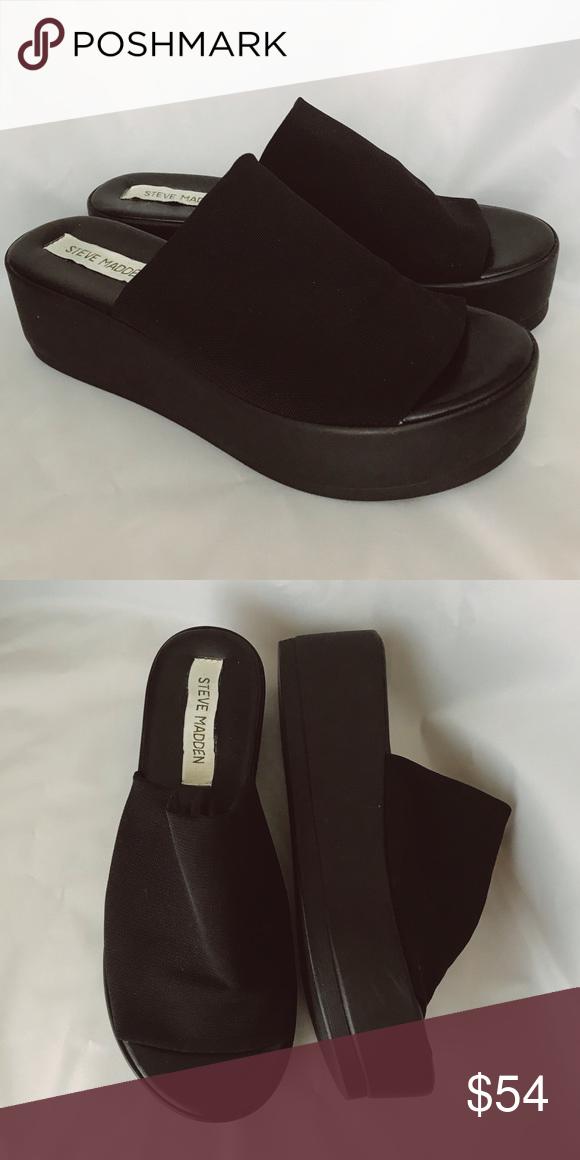 Steve Madden Platform Shoes | Steve