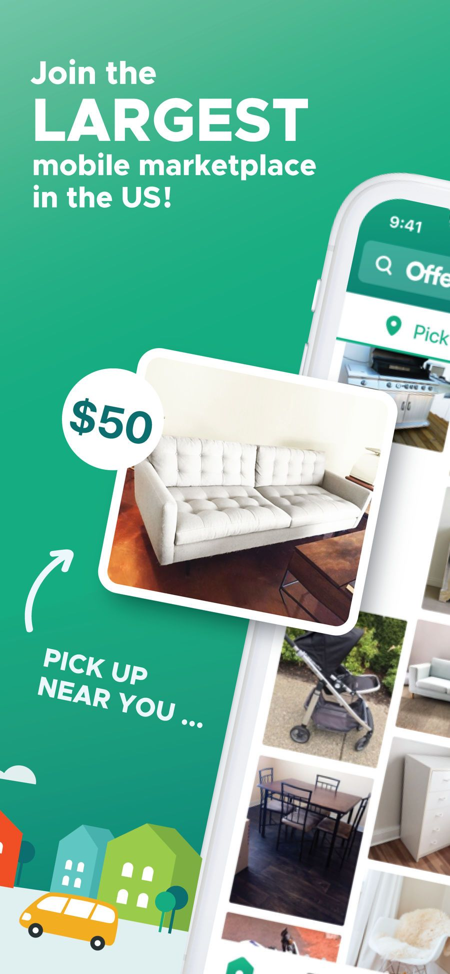 ‎OfferUp Buy. Sell. Simple. on the App Store Stuff to