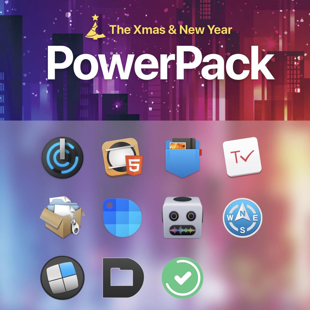 Powerpack Mac Bundle Sponsor App Deal Great Deals