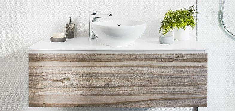 How To Choose A Bathroom Vanity Unit Bunnings Warehouse Nz Bathroom Vanity Bathroom Vanity Units Vanity