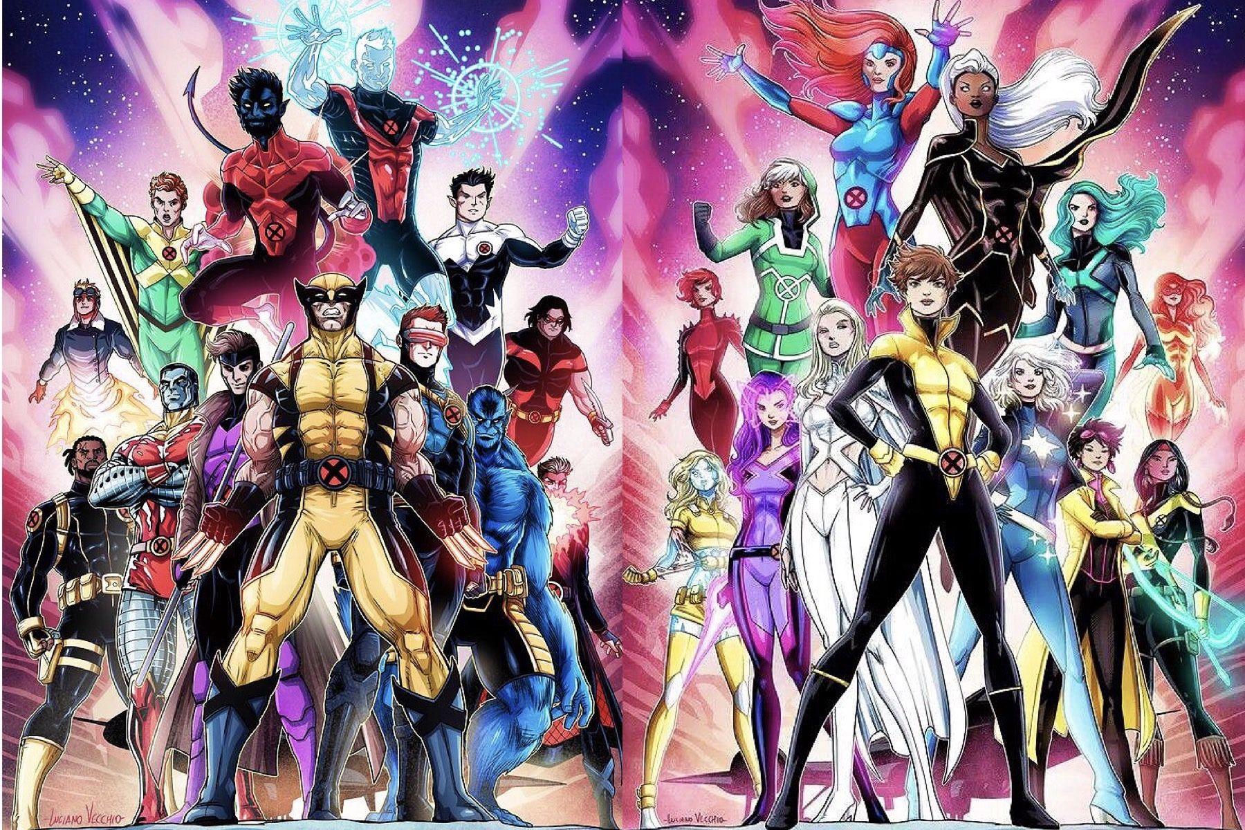 X Men And X Women Marvel Superheroes Marvel Comic Universe Marvel Comics