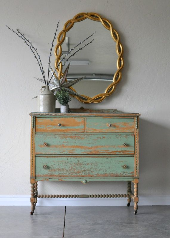 large ethan allen braided wood nautical rope wall mirror made in italycape cod decor