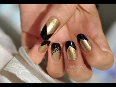 Kolay Ucgen French Manikur French Nails Nails Nail Care