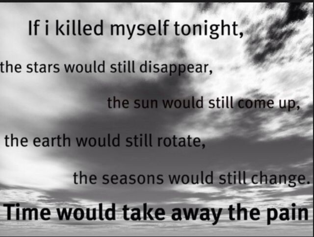 Death Suicide Depressed Quotes: Let Me Fly, Or Give Me Death