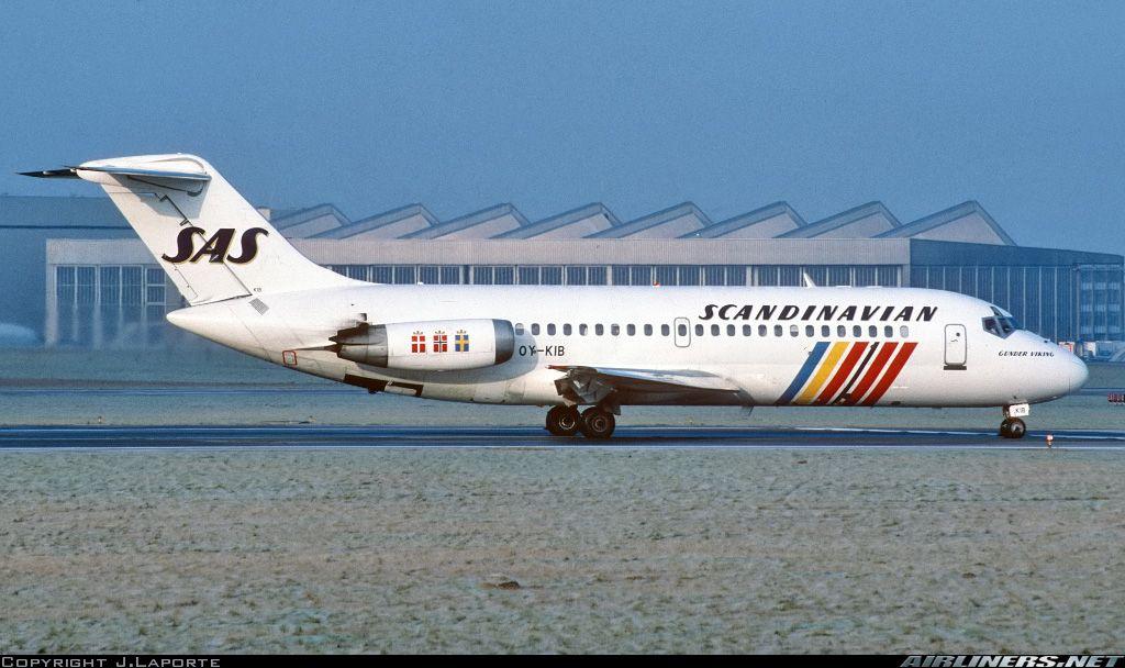 Scandinavian Airlines Sas Mcdonnell Douglas Dc 10 30 Aviation Airplane Scandinavian Airlines System Sas Airlines