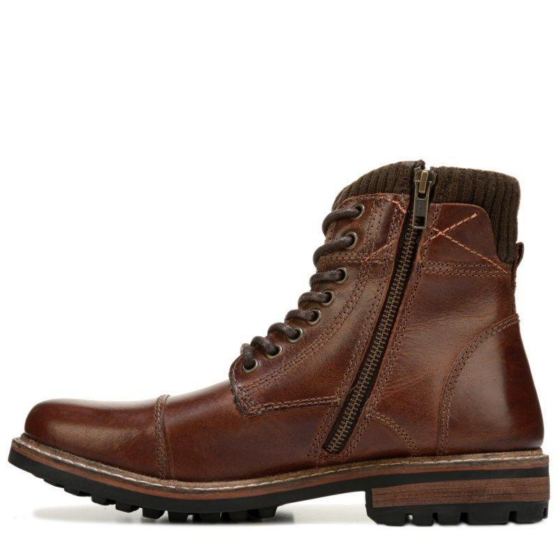 crevo boots black