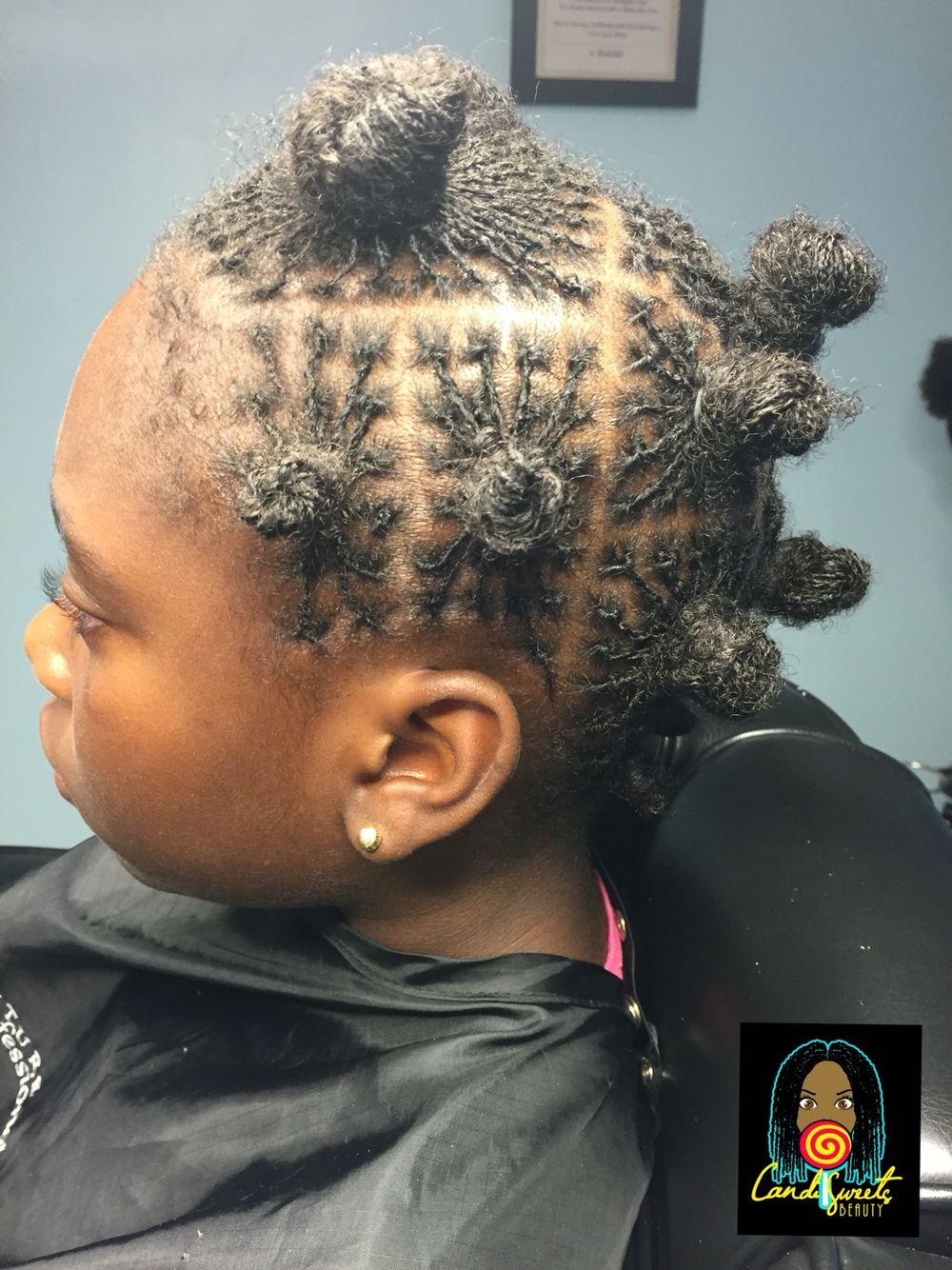 Children's Sisterlocks is Girls natural hairstyles