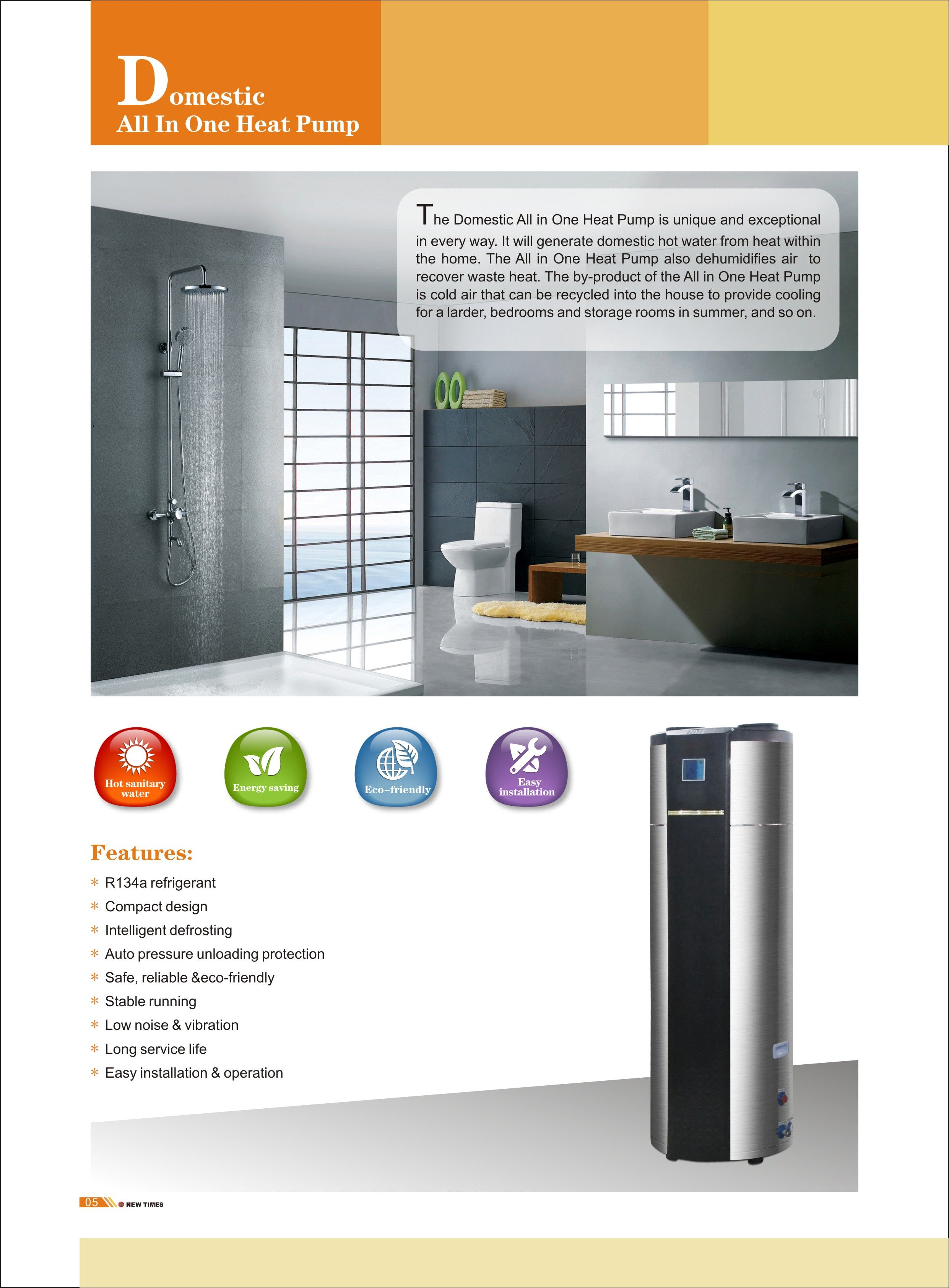 Air to water heat pump, water to water heat pump, the best