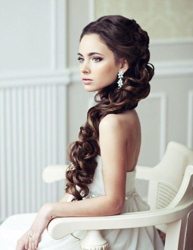 adornos para el pelo peinado novia ms volumen arriba