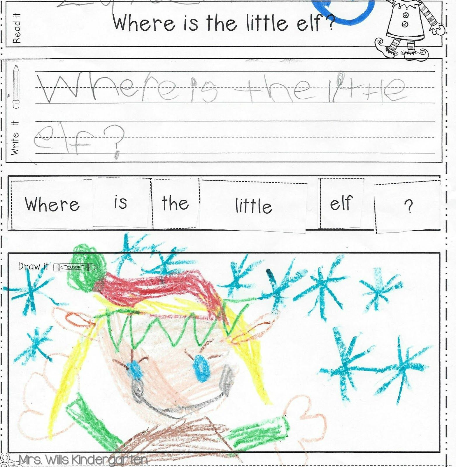 Mrs Wills Kindergarten