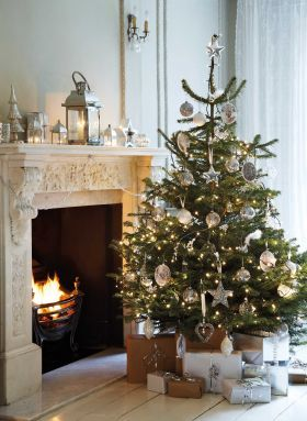 Opulent Christmas Tree Setting from Dobbies | WONDERFULL IDEAS <3 ...