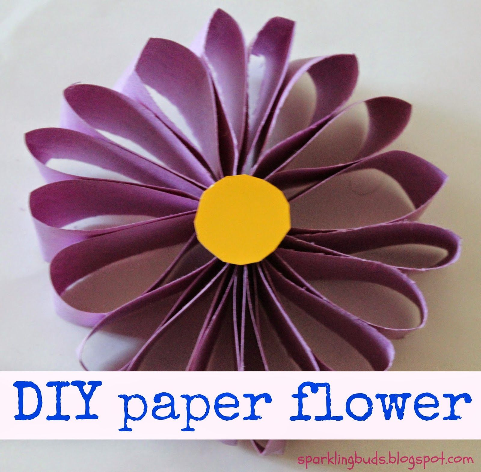 Paper cup flowers make a wonderful spring craft for preschoolers paper cup flowers make a wonderful spring craft for preschoolers and kids of all ages easy dhlflorist Gallery